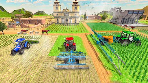 Tractor Cargo Transport: Farming Simulator 0.1 screenshots 2