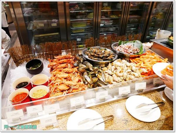 台北美福大飯店 彩匯自助餐廳 和牛頂級Buffet~海鮮馬卡龍吃到飽,菜色澎湃又精緻