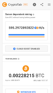 CryptoTab Browser Pro For Android 1