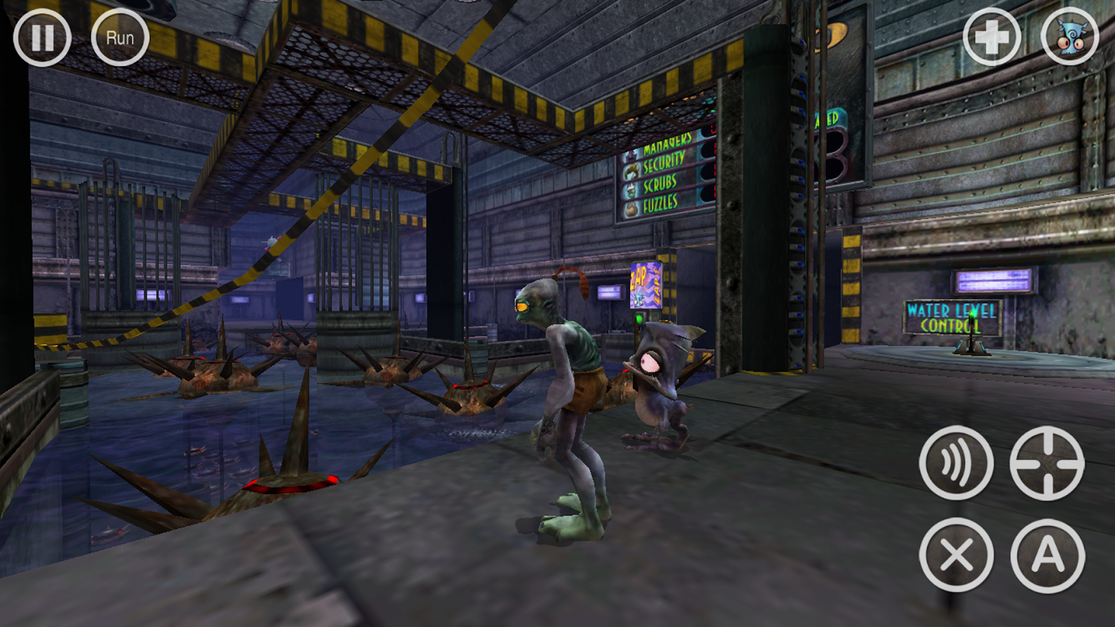 Oddworld Munch S Oddysee Android Apps On Google Play