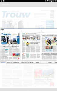 Trouw digitale krant screenshot 10