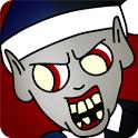 Zombie Christmas icon
