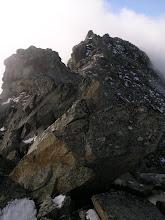 Photo: Rocky ridge