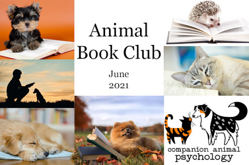 Companion Animal Psychology Book Club June 2021