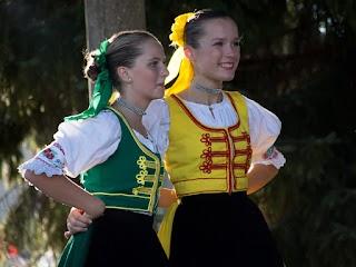 2015 - Detský folklórny festival Ploštín