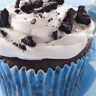 Oreo™ Cookies and Cream Cupcakes