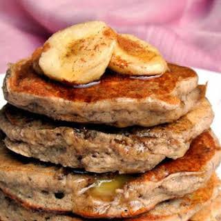 Buckwheat Banana Pancakes.