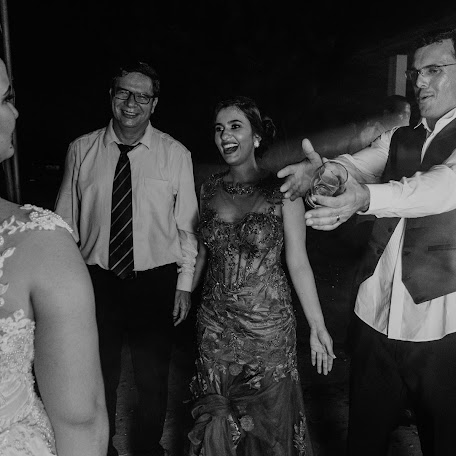 Wedding photographer Wandell Amaral (wandellamaral). Photo of 05.10.2017