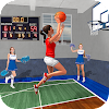 High School Girl Virtual Sports Day Game For Girls APK Icon