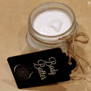 Frankincense Body Butter Recipe