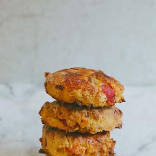 Tomato & Blue Cheese Birthday Biscuits {Gluten-Free}