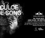 Culoe De Song Red Bull Music Academy Tour : And