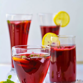 How to Make Hibiscus Tea,Agua De Jamaica