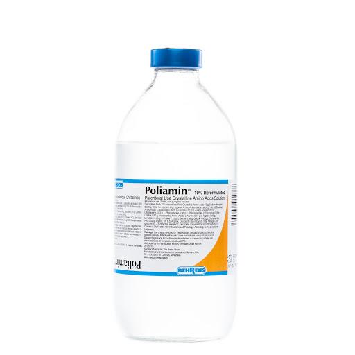 Solución Behrens Poliamin 10% x500mL