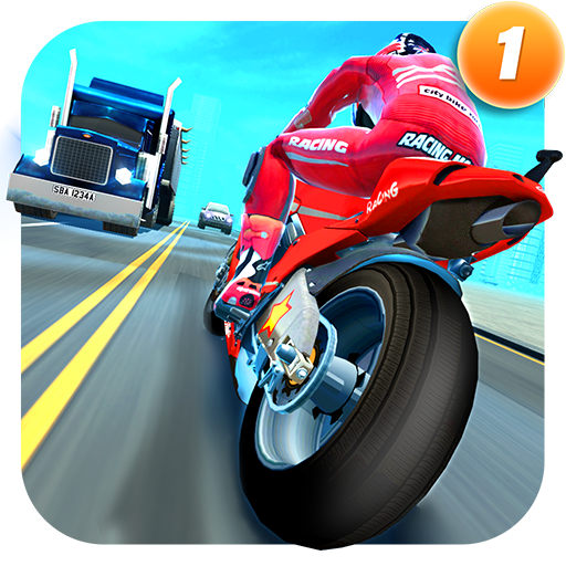 Highway Moto Rider 2 - Traffic Race Icon