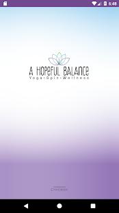 Hopeful Balance - náhled