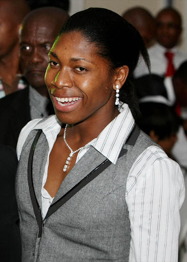 This Is How Caster Semenya Handled Her Dad When He Told