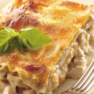Creamy Chicken Lasagna Recipes.