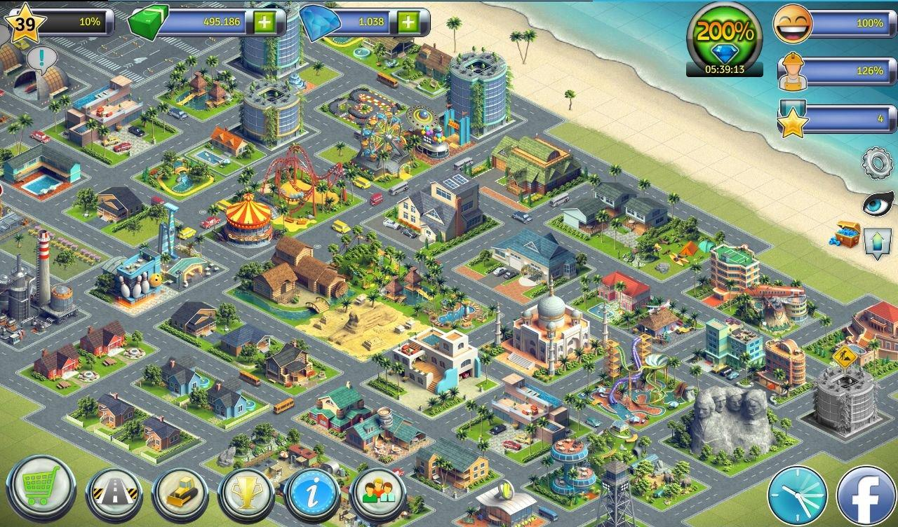 City Island: Airport 2- screenshot