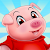 Three Little Pigs - Fairy Tale with Games file APK for Gaming PC/PS3/PS4 Smart TV