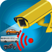 Speed Camera & Detector- GPS Compass & Speedometer