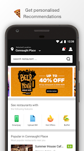 Dineout: Restaurant Booking, Reviews & Food Deals- screenshot thumbnail