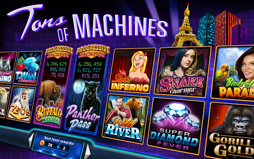 Vegas Jackpot Slots Casino - Free Slot Machines 1.1.0 Mod screenshots 2