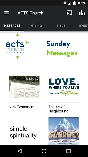 ACTS Lakeway
