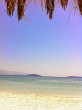 Photo: Beach in Kastela