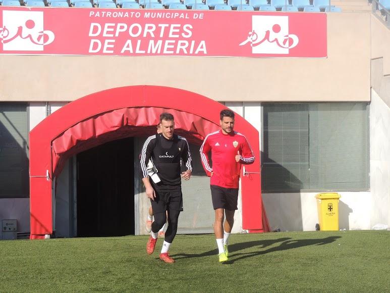 Fernando y Romera.