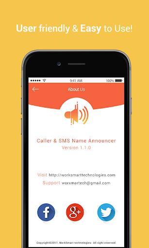 Caller Name Announcer ss3