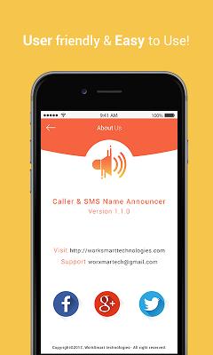 Caller Name Announcer - screenshot