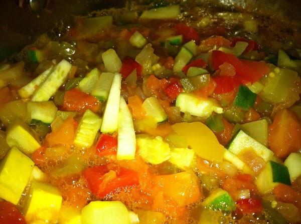 Chili-taco Zucchini Soup Recipe