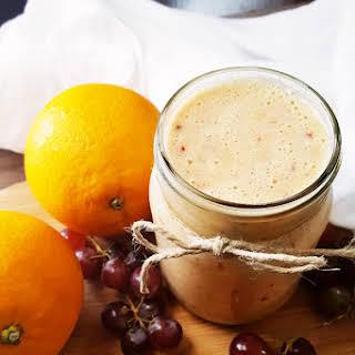 Orange Grape Smoothie Recipes.