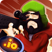 Gunners.io - 3D Shooting Game