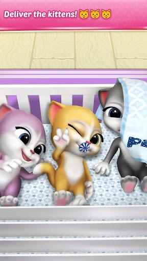 Pregnant Talking Cat Emma for PC