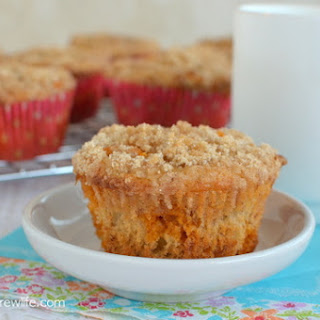Butterscotch Banana Muffins.