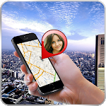 Mobile Number Location GPS : GPS Phone Tracker Icon