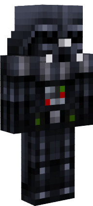 mine craft skins darth vader bonito skin 2459