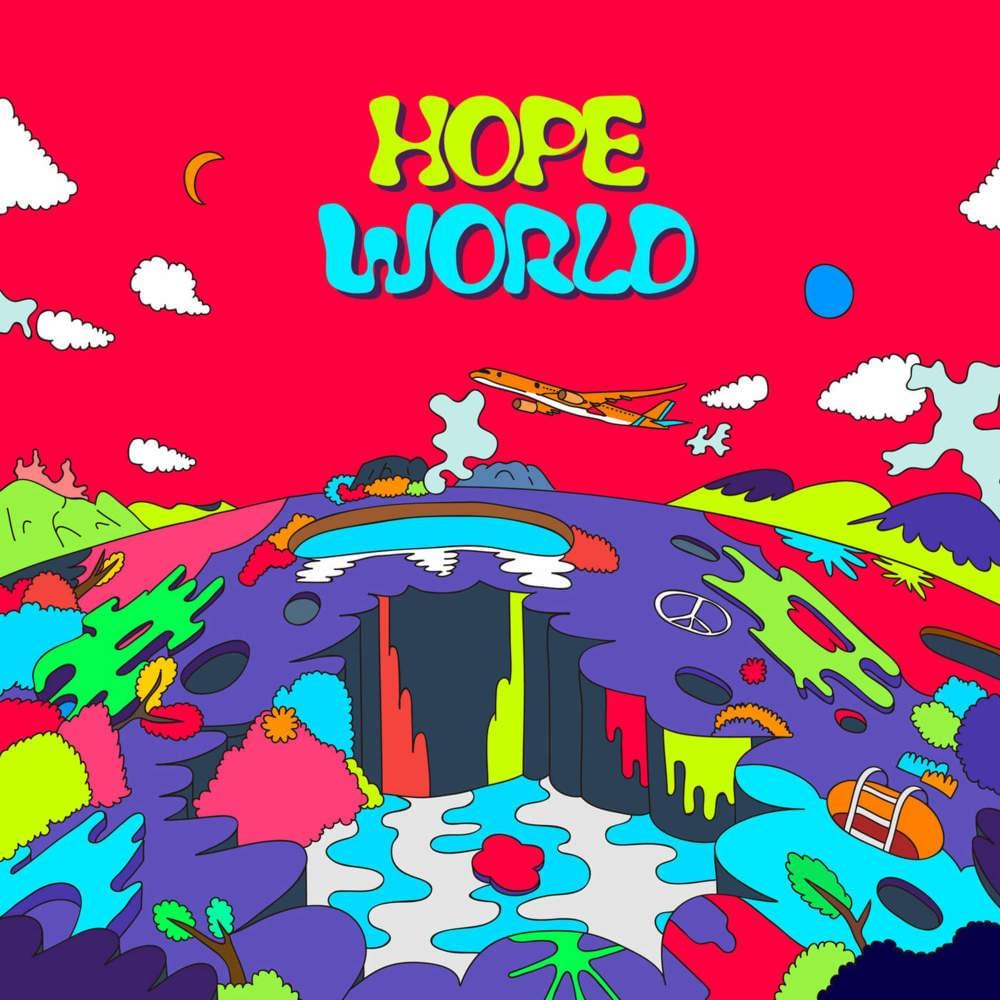 Jhope-Hope WOrld