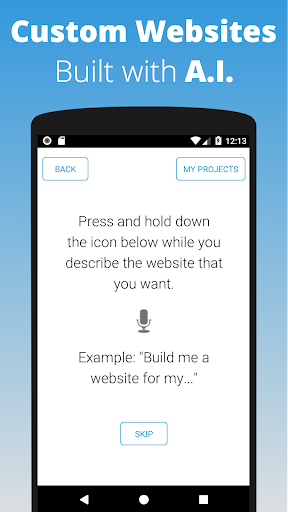 Leia: Website Builder (Artificial Intelligence) 2.4.9 androidtablet.us 1