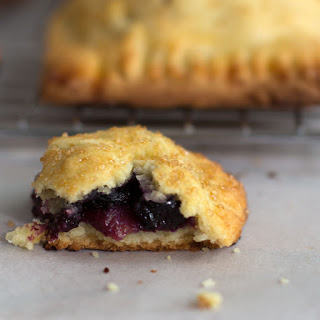 Blueberry Peach Hand Pies