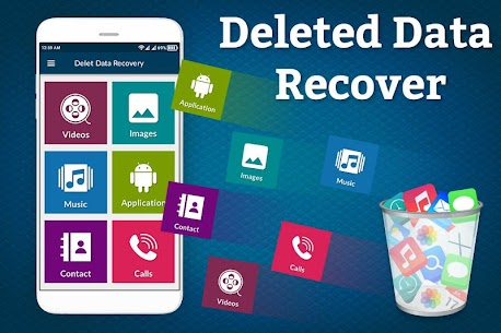 Recover Deleted All Files, Photos and Contacts 2