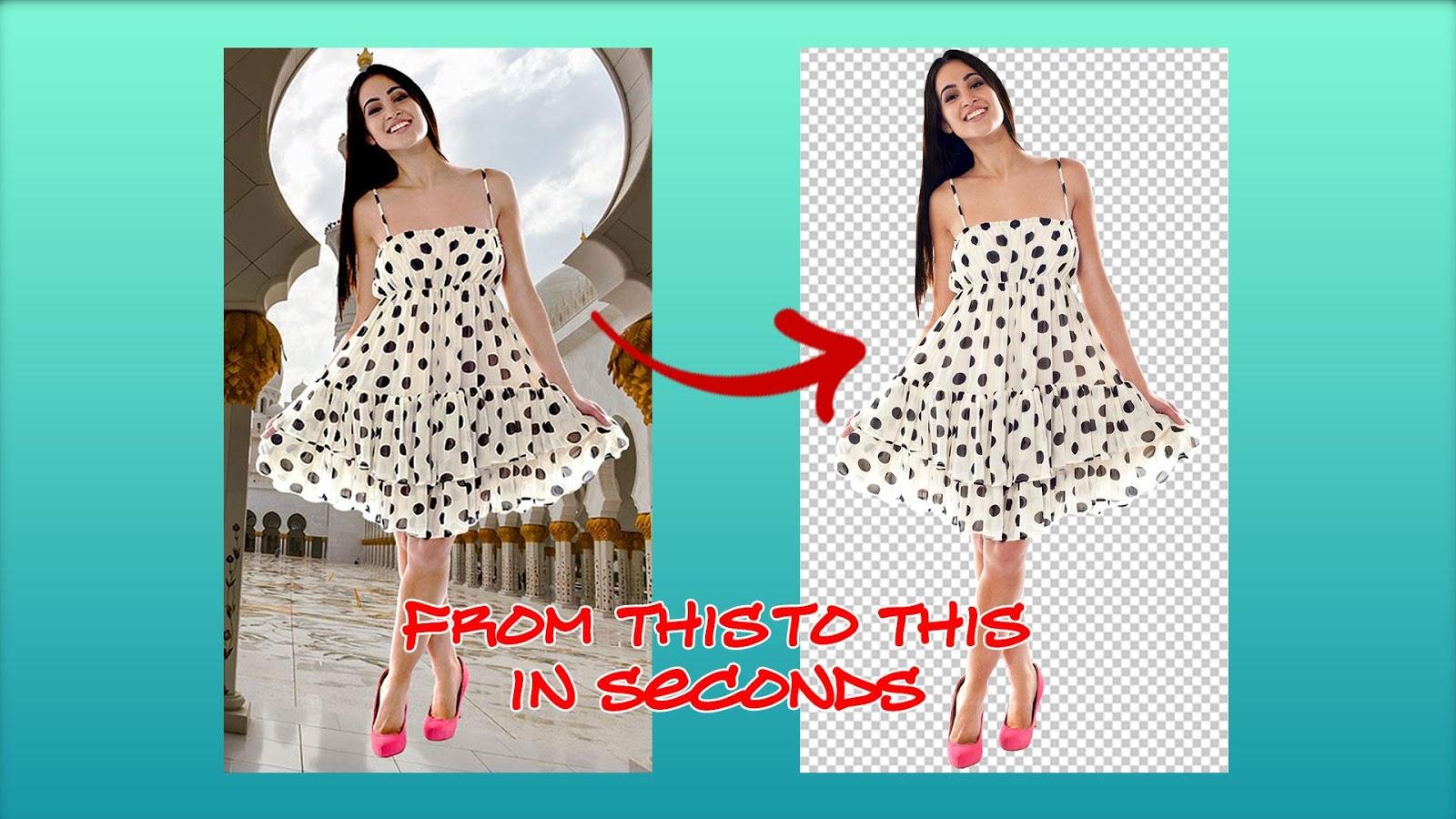 Background image remover free - Background Remover Eraser Screenshot