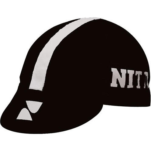 Nitto Cycling Cap - Black/White