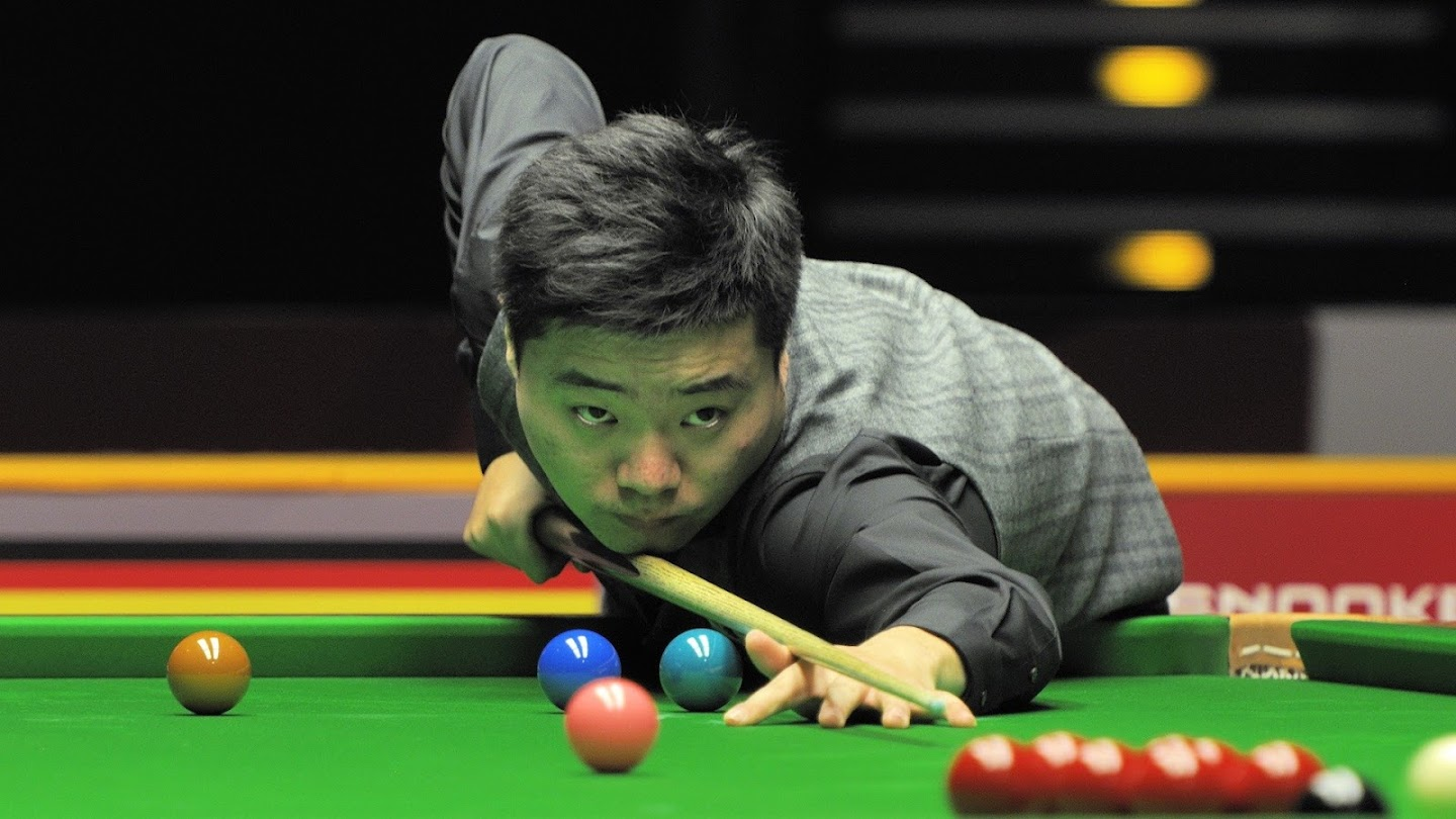 Watch Enter the Dragon: China's Snooker Star live