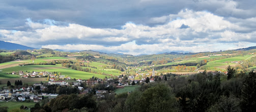 Photo: Blick auf Krummbach