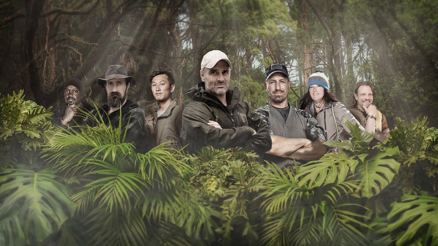 Watch Ed Stafford: First Man Out live