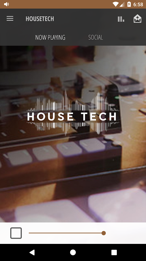 HOUSETECH- screenshot