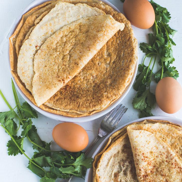 Keto Tortilla Recipe